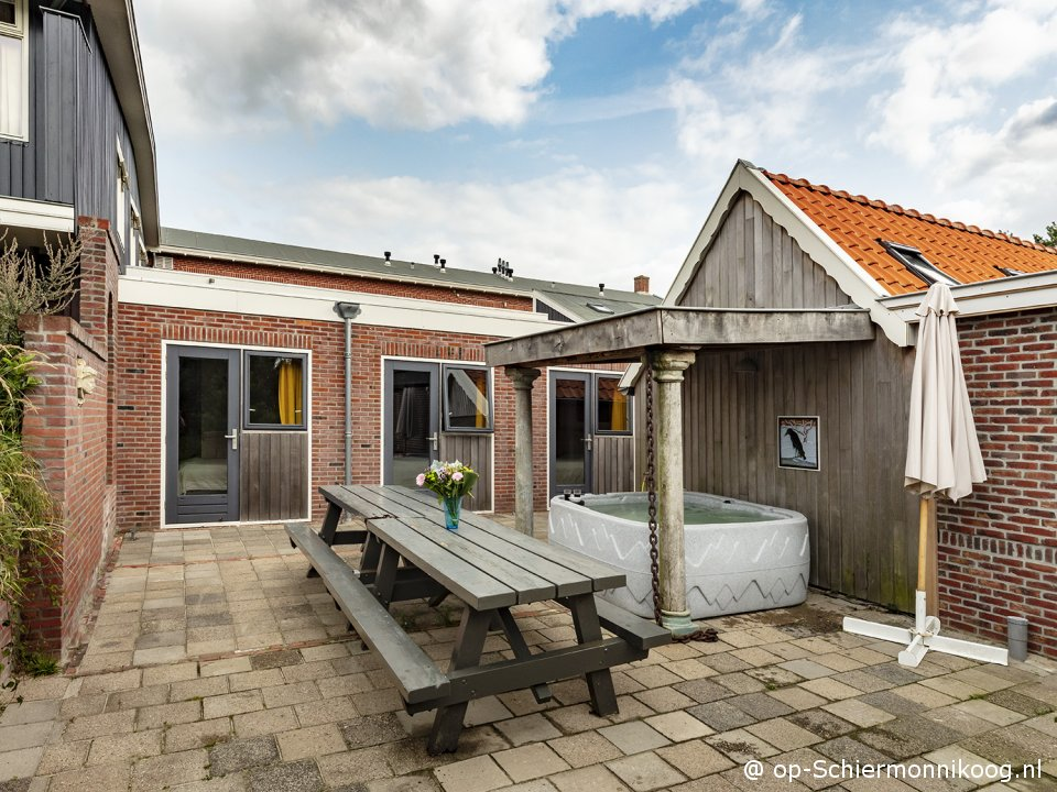 Appartment Bleekneus In It Aude Kolonyhs Auf Schiermonnikoog