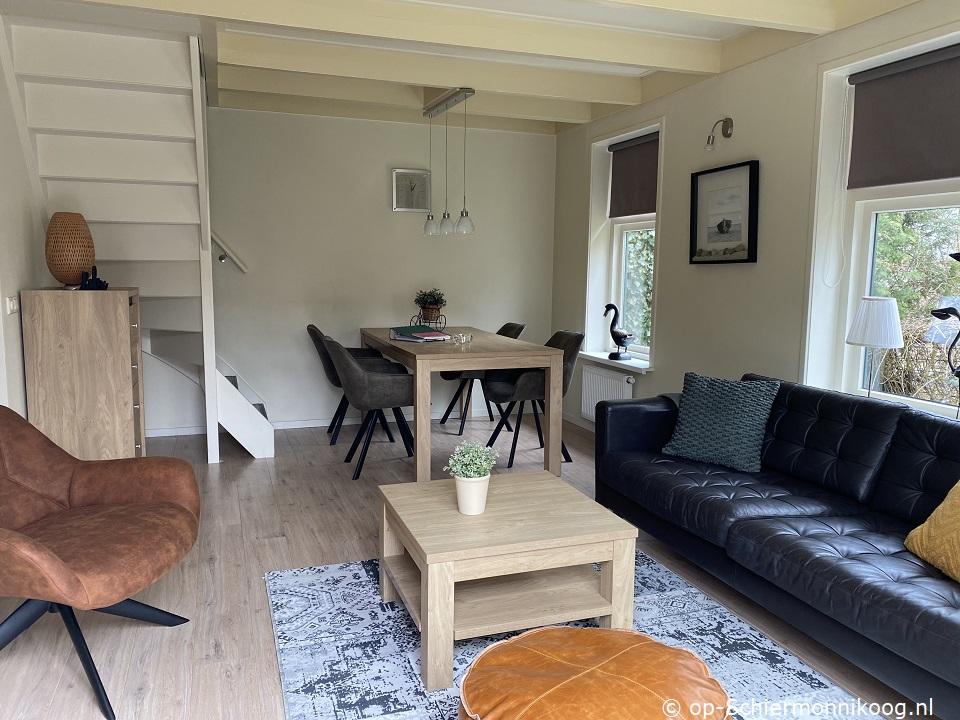 Ferienhaus jans west auf schiermonnikoog
